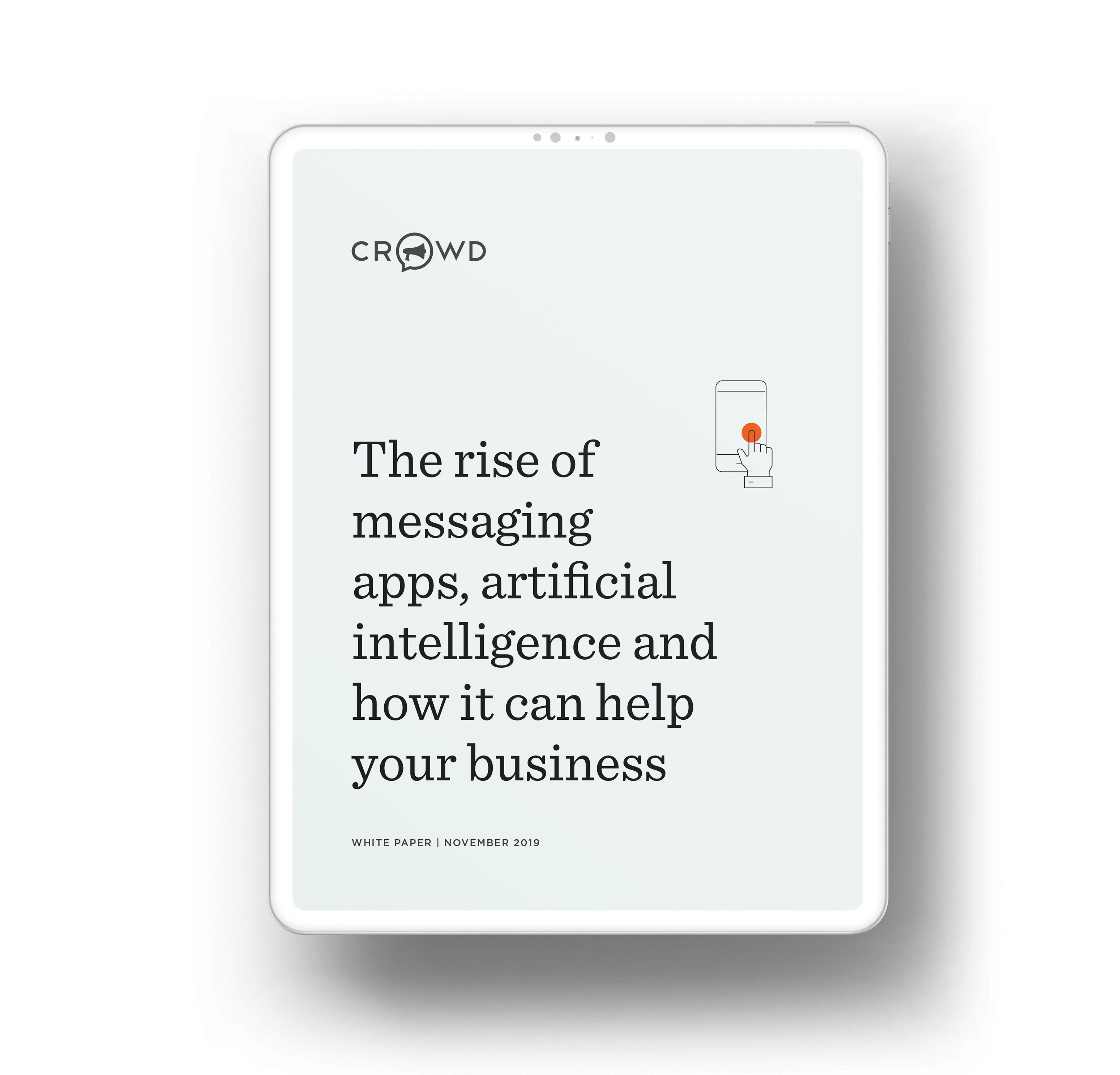 The rise of messaging apps, artificial intelligence and how it can help your business
