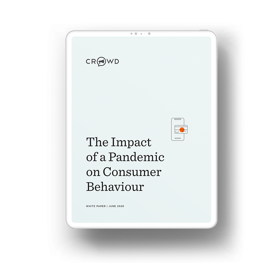 The impact of a pandemic on consumer behaviour
