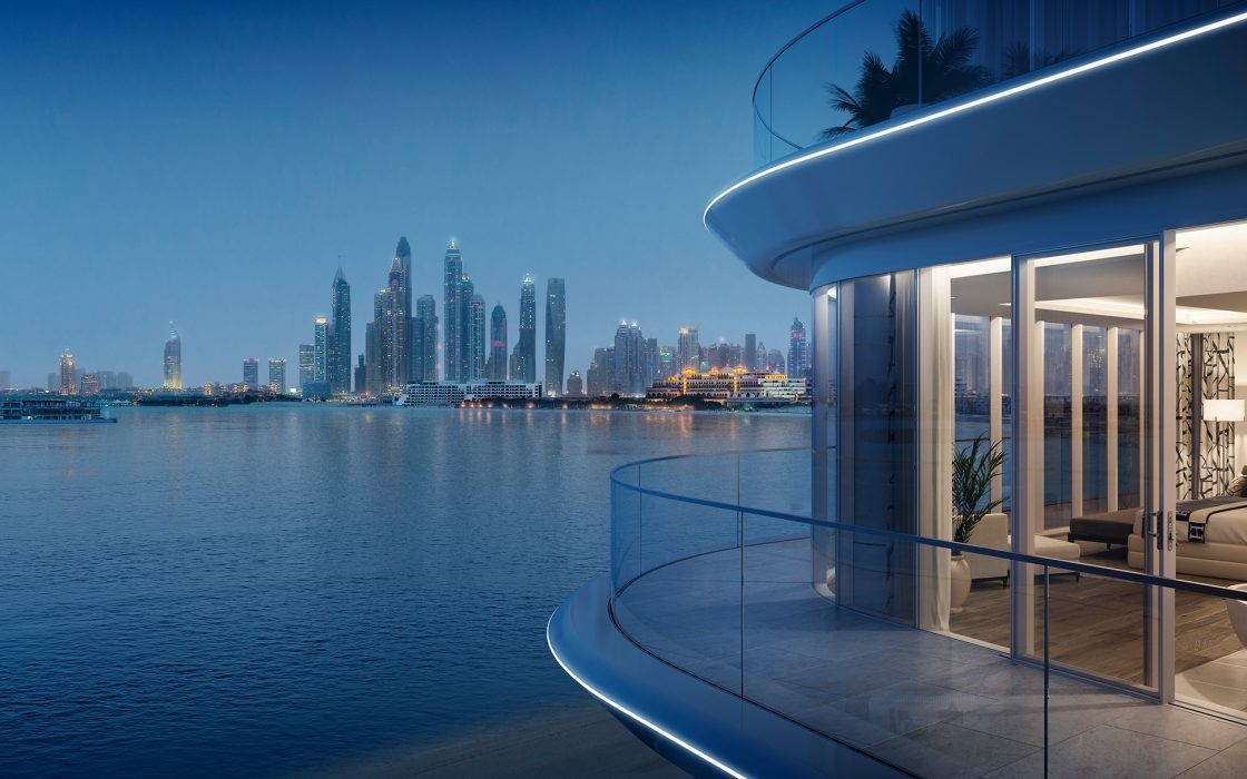 Luxury Real Estate on Palm Jumeirah